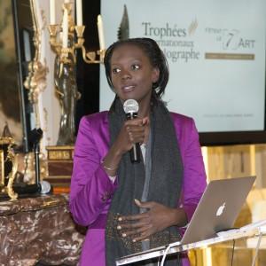 Rama Yade - Les Trophées du Stylographe 2014
