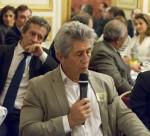 Club Audio Visuel de Paris, Dîner-débat, Sénat, le 9 décembre 2015, Invité d'honneur : Carlo d'Asaro Biondo